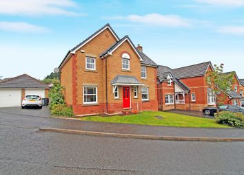 Thumbnail 4 bed detached house for sale in Dornoch Drive, Blantyre, Glasgow