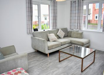 Thumbnail 4 bed terraced house to rent in Dunipace Road, Edinburgh