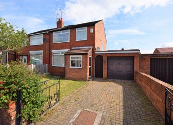 Thumbnail 3 bed semi-detached house for sale in Girton Road, Ellesmere Port
