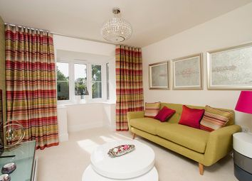 "Thumbnail 3 bed semi-detached house for sale in ""The Sutton"" at Elms Way, Yarm"