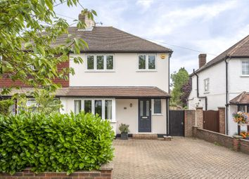 Thumbnail 4 bed semi-detached house for sale in Grasmere Gardens, Locksbottom