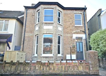 Thumbnail 1 bed flat to rent in Connaught Road, Teddington, Middlesex