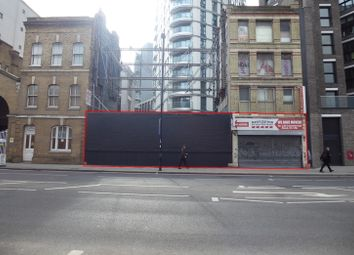 Retail premises to let in London Fruit Exchange, Brushfield Street, London E1