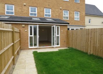 Thumbnail 3 bed property to rent in John Liddell Way, Basingstoke