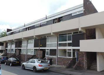 Thumbnail 1 bed maisonette to rent in Falmouth Road, Leicester