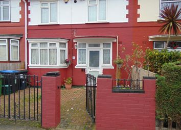 Thumbnail 3 bed terraced house for sale in Abbey Avenue, Alperton, Wembley