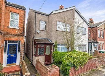Thumbnail 3 bed semi-detached house for sale in Chaucer Road, Ashford