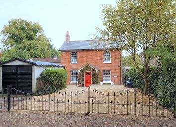 Thumbnail 4 bed detached house for sale in Water Lane, Bisley