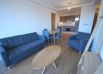 Thumbnail 2 bed flat to rent in Leaf Street, Hulme, Manchester, Lancahsire