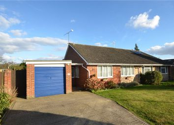 Thumbnail 2 bedroom semi-detached bungalow for sale in Aylesham Way, Yateley, Hampshire
