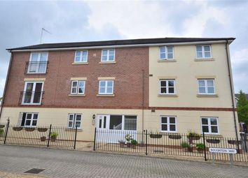 Thumbnail 2 bed flat for sale in Boughton Way, Gloucester