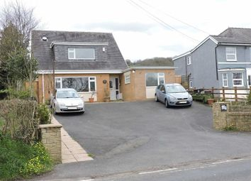 Thumbnail 4 bed detached bungalow for sale in Heol Cennen, Ffairfach, Llandeilo
