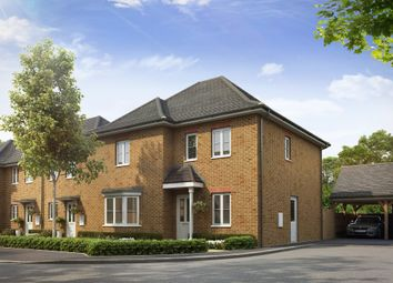 "Thumbnail 4 bedroom detached house for sale in ""Cambridge"" at Dorman Avenue North, Aylesham, Canterbury"