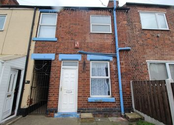 Thumbnail 2 bed terraced house for sale in St. Johns Road, Rotherham