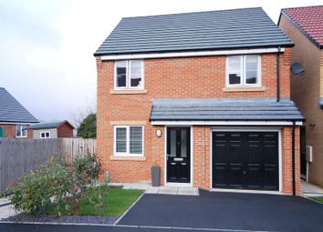 Thumbnail 3 bed detached house for sale in Kirkfields, Sherburn Hill, Durham