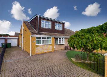 Thumbnail 3 bed semi-detached bungalow for sale in Bexley Drive, Normanby, Middlesbrough