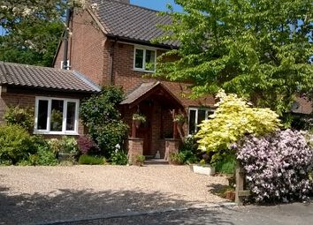 Thumbnail 3 bed semi-detached house for sale in Goddards Close, Little Berkhamsted, Hertford