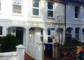 Thumbnail 2 bed terraced house for sale in Stanley Road, Worthing, West Sussex