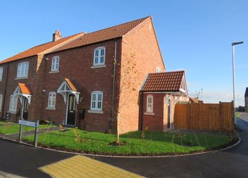 Thumbnail 1 bed flat for sale in Northfield Road, Welton, Lincoln