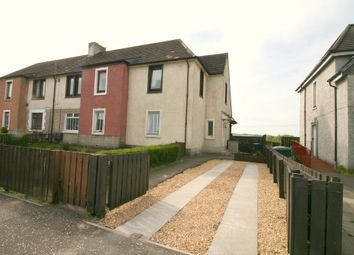 Thumbnail 3 bed flat for sale in Currieside Ave, Shotts