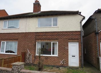 Thumbnail 3 bedroom semi-detached house for sale in Alexandra Road, Skegness