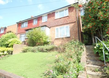 Thumbnail 3 bed semi-detached house for sale in Hurst Wood, Walderslade