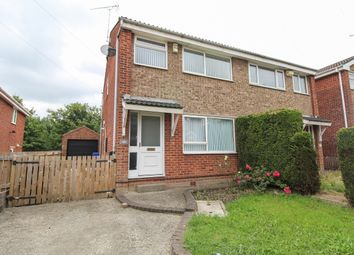 Thumbnail 3 bed semi-detached house to rent in Wadsworth Avenue, Sheffield