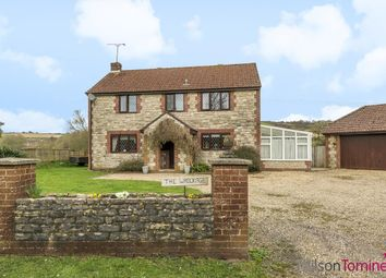 Thumbnail 4 bedroom detached house for sale in Positioned Within Large Grounds, Stunning Views, Frome Vauchurch