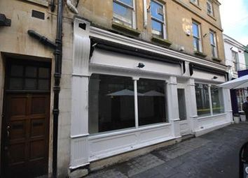 Thumbnail Retail premises to let in 3-4, Northumberland Place, Bath, Somerset
