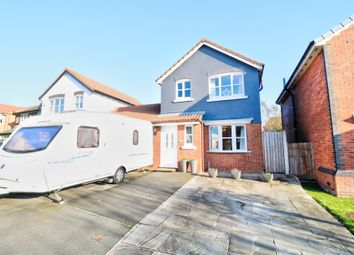 Thumbnail 3 bed detached house for sale in Meadow Vale, Leyland