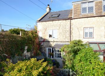 Thumbnail 3 bed end terrace house for sale in The Knoll, Bread Street, Ruscombe, Stroud, Gloucestershire