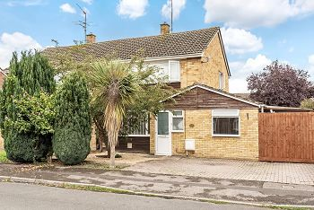Thumbnail 3 bed semi-detached house for sale in Manor Gardens, Warminster