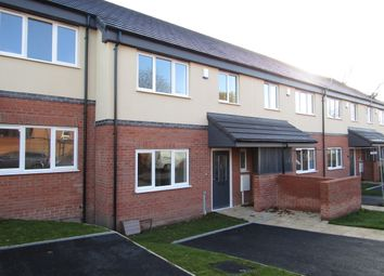 Thumbnail 3 bed town house to rent in Old Sycamore Place, Chesterfield
