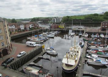 Thumbnail 2 bedroom flat to rent in St Peter's Wharf, St Peter's Basin, Newcastle Upon Tyne
