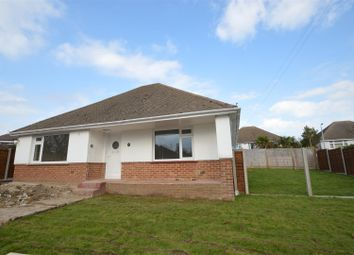 Thumbnail 2 bed detached bungalow for sale in Claxton Road, Bexhill-On-Sea