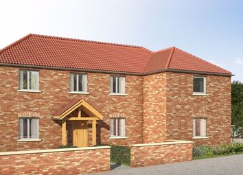 Thumbnail 4 bed detached house for sale in Plot 6, Plum Tree Rise, North Leverton, Retford