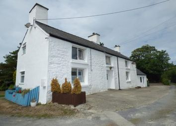 Thumbnail 3 bed detached house for sale in Llanfechell, Amlwch, Sir Ynys Mon
