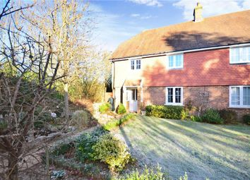 Thumbnail 4 bed semi-detached house for sale in Morris Drive, Billingshurst, West Sussex