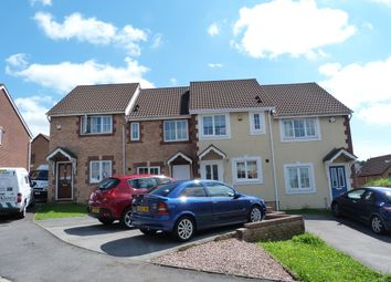 Thumbnail 2 bed terraced house to rent in Clos Ysgallen, Swansea