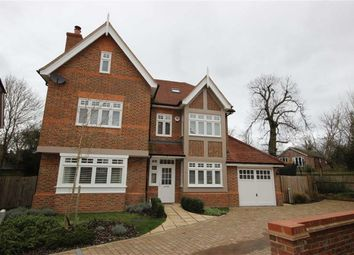 Thumbnail 5 bed detached house for sale in Eliot Place, Harpenden, Hertfordshire