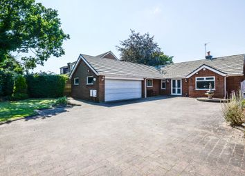 Thumbnail 3 bed detached bungalow for sale in Long Lane, Aughton, Ormskirk