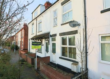 Thumbnail 3 bed town house for sale in St. Albans Road, Arnold, Nottingham