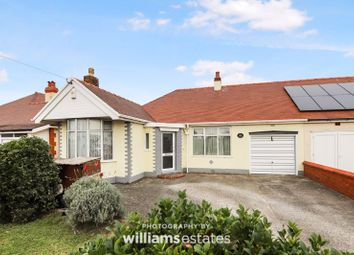 3 bed semi-detached bungalow for sale in Victoria Road West, Prestatyn LL19