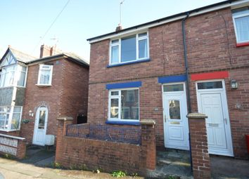 Thumbnail 2 bed end terrace house to rent in Holland Road, St Thomas, Exeter