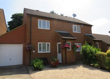Thumbnail 2 bed semi-detached house for sale in Osmund Drive, Goldings, Northampton