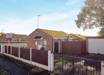 Thumbnail 2 bedroom detached bungalow for sale in Sandhurst Road, Bulwell, Nottingham
