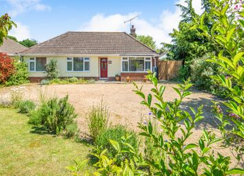Thumbnail 2 bedroom detached bungalow for sale in Eastfields, Narborough, King's Lynn