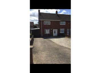 Thumbnail 2 bed end terrace house for sale in Sherwood Street, Warsop