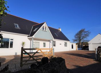 Thumbnail 7 bed detached house for sale in Higher Lane, Ashton, Helston, Cornwall.