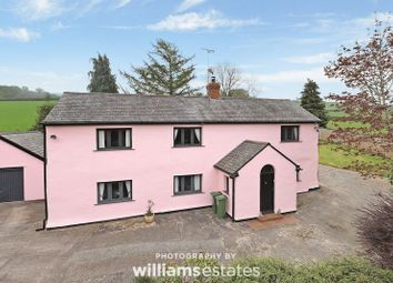 Thumbnail 4 bed detached house for sale in Graigfechan, Ruthin